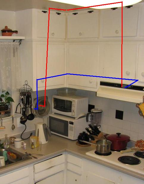 kitchen wall exhaust fan black cabinet handles questions about ductwork for range hood - hvac ...