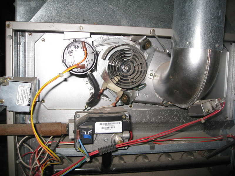 Basic 12v Propane Furnace Wiring Diagram