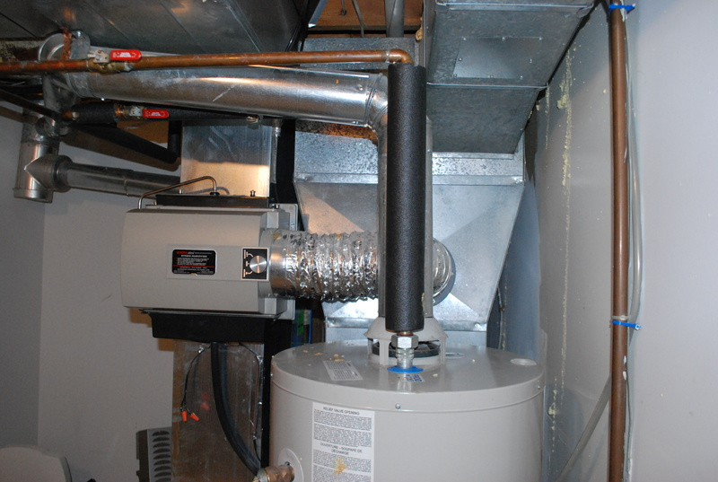 Humidifier Wiring Without Transformer