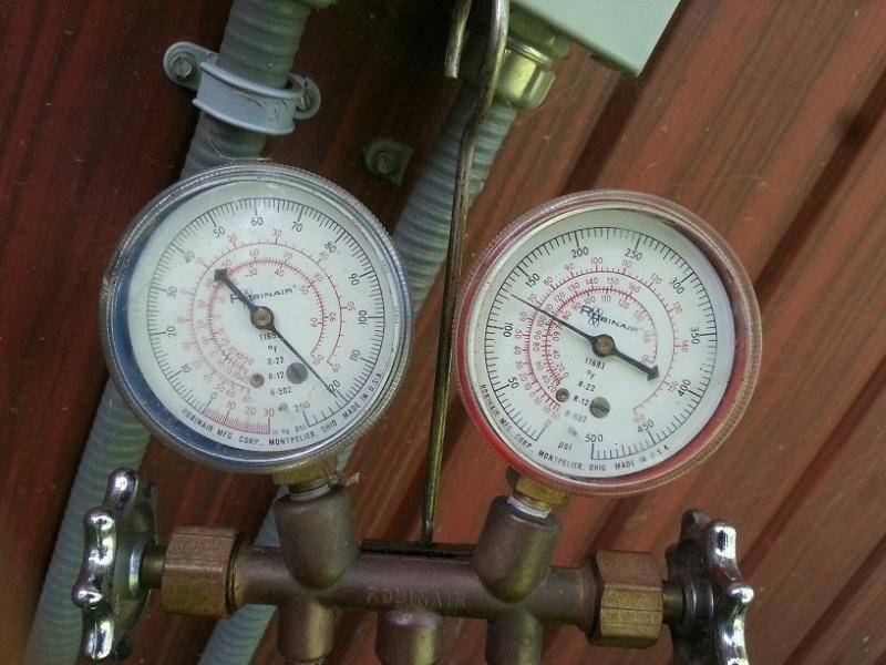 Ac Compressor Fan Motor Wiring Hvac Diy Chatroom Home Improvement