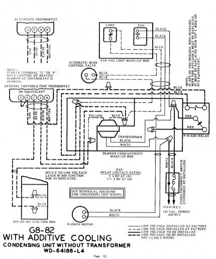 24 Volt Transformer Wiring Diagram Air Conditioner