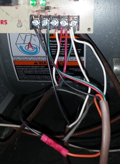 How To Wire A Thermostat Hvac Control
