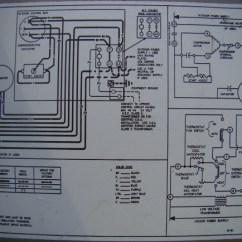Hard Start Capacitor Wiring Diagram Blank Pyramid 5 York Blower Motor Schematic Diagramhow To Replace Condensor Fan Hvac Diy