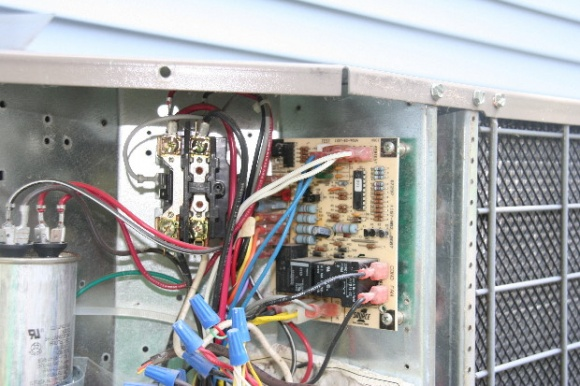 Ac Furnace Blower Motor Wiring Diagram Changing Defrost Period On Champion Ac Hvac Diy