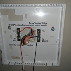 Wiring Diagram For Home Thermostat Delta Faucet Repair Parts Ecobee3 With Carrier - Hvac Diy Chatroom Improvement Forum