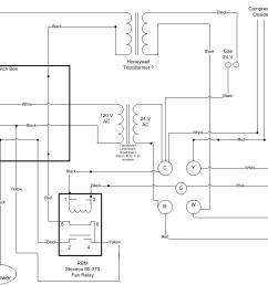 24 hvac blower relay wiring [ 1044 x 774 Pixel ]