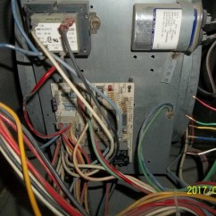 Hvac Thermostat Wiring Diagram Ford Fiesta Mk6 Radio Goodman Furnace /ac No Y Terminal On Board - Diy Chatroom Home Improvement Forum