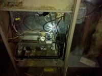 Fixed Pilot Light, Now Furnace Or AC Won't Turn On - HVAC ...
