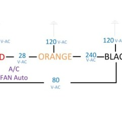 220 Volt Air Conditioner Wiring Diagram Of Avian Flu Motors Schematic Electrical Ac Blower Motor Marine Conditioning All
