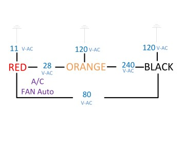 220 volt air conditioner wiring diagram 12 led lights motors schematic electrical ac blower motor marine conditioning all