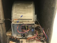 1991 Intertherm/Nordyne Furnace With Added AC Split System