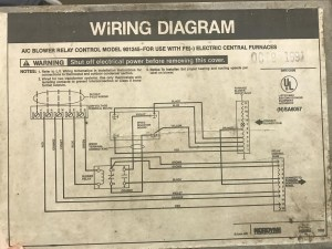 Outdoor Condenser Wired Correctly?  HVAC  DIY Chatroom Home Improvement Forum