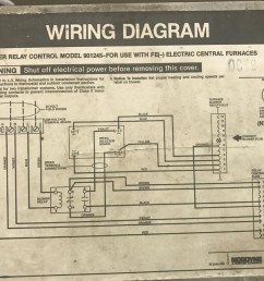 1991 intertherm nordyne furnace with added ac split system hvac ac wiring diagram for intertherm air conditioner [ 1200 x 900 Pixel ]