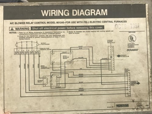 small resolution of 1991 intertherm nordyne furnace with added ac split system hvac ac wiring diagram for intertherm air conditioner