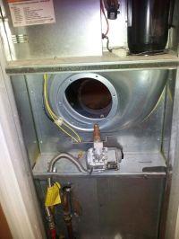 Nordyne Gas Furnace Won't Stay Lit - HVAC - DIY Chatroom ...