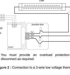 wiring diagram for low voltage thermostat circuit wiring diagram wiring diagram for low voltage thermostat circuit [ 1200 x 755 Pixel ]