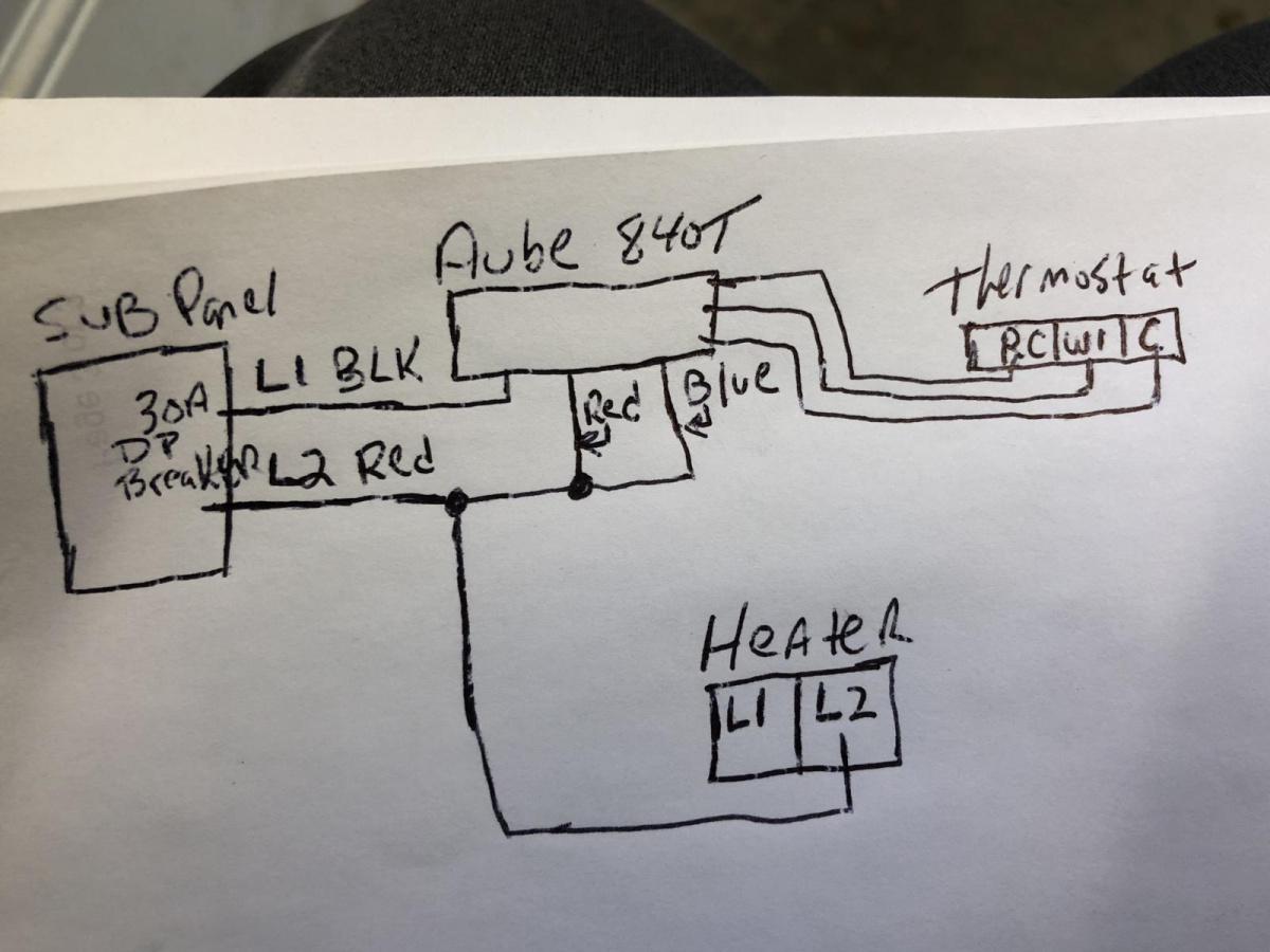Line Voltage Thermostat Wiring Diagram On Low Voltage Wiring Diagram