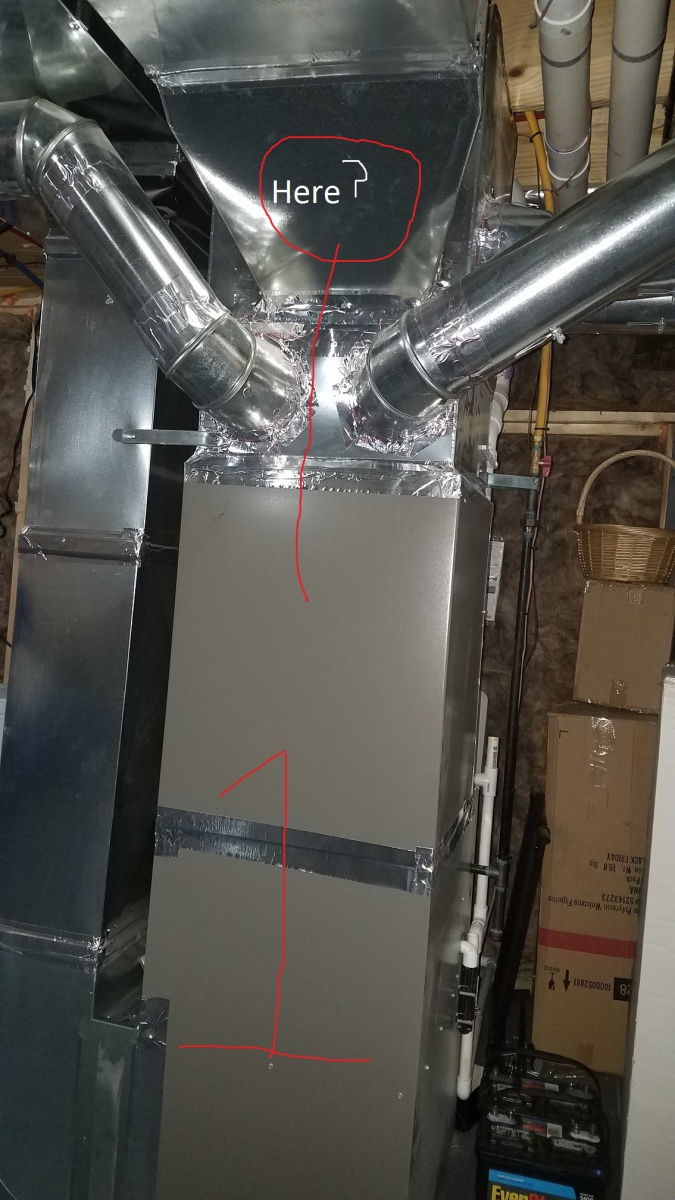 medium resolution of aprilaire 500 whole house humidifier install 1 jpg