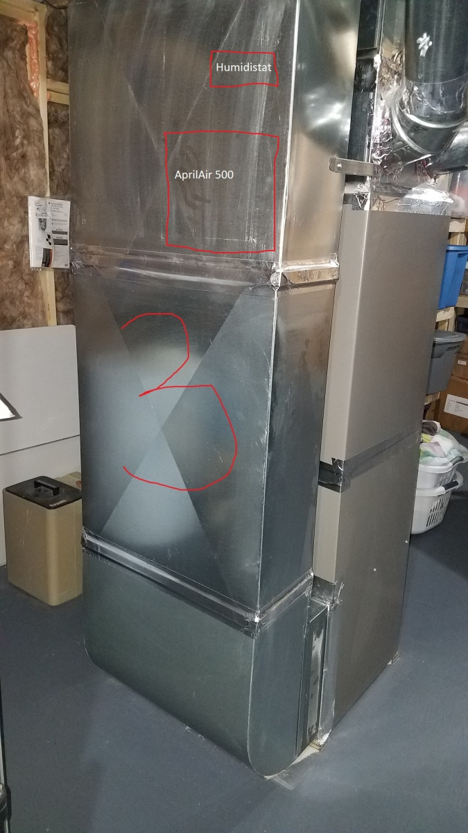 hight resolution of  aprilaire 500 whole house humidifier install 3 jpg