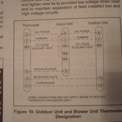 Programmable Thermostat Wiring Diagram Time Delay Relay Which To Use On Lenox Setup? Heat Pump Techs Needed - Hvac Diy ...