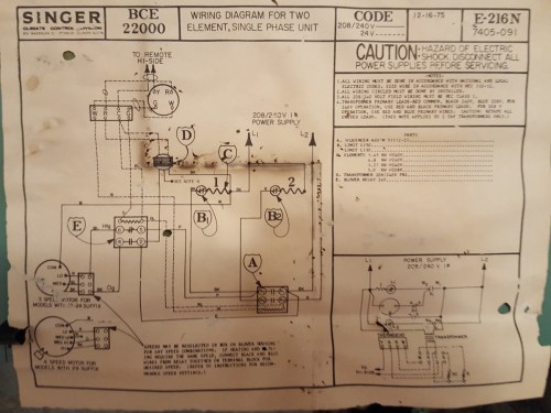 small resolution of singer climate conrtol division hvac bce22008 wiring jpg