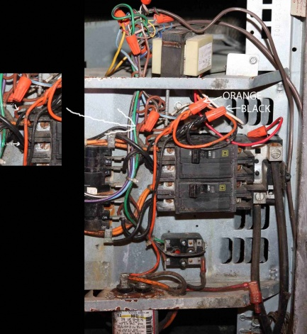 3 wire thermostat wiring diagram trailer nz air handler won't stop running, help please!!! - hvac diy chatroom home improvement forum