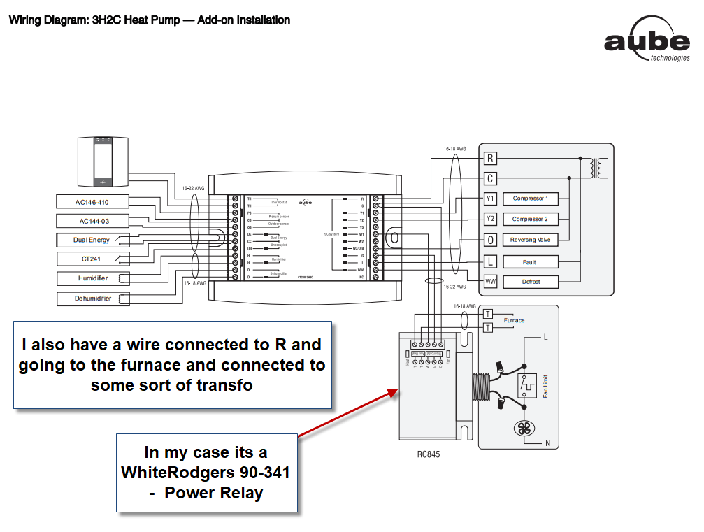 ecobee4 dual fuel wiring diagram