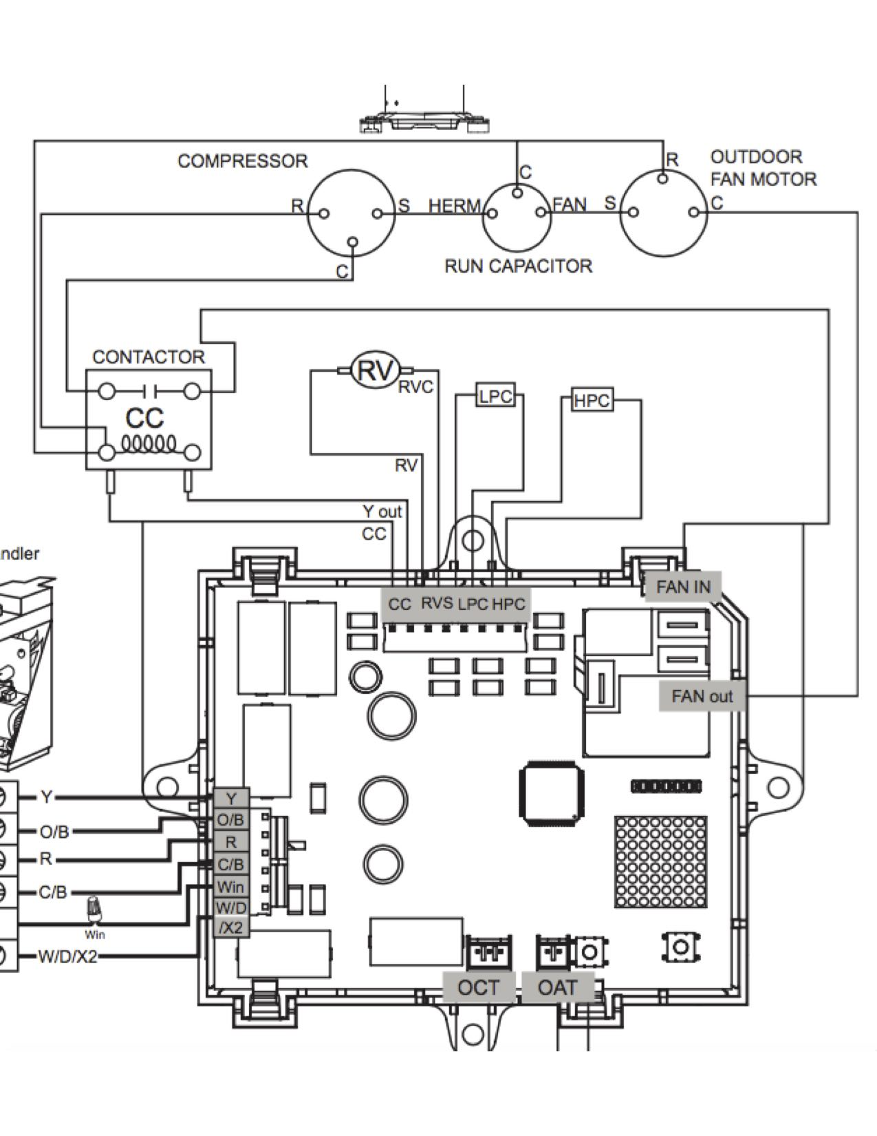 [DIAGRAM] Goodman Heat Pump Defrost Control Board Wiring