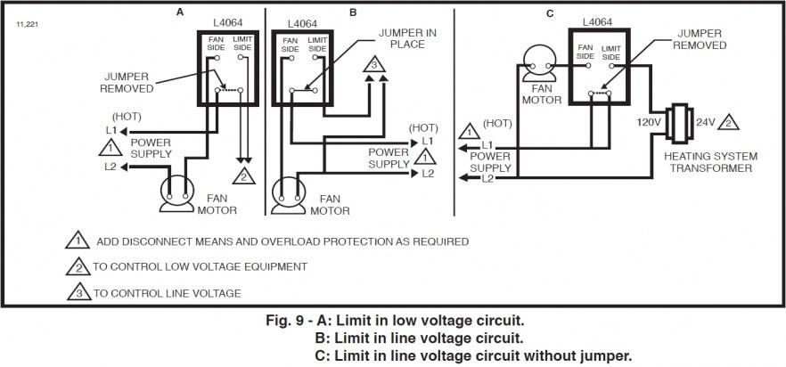 ceiling fan speed switch wiring diagram 2005 gmc trailer obsolete- need furnace control - hvac diy chatroom home improvement forum