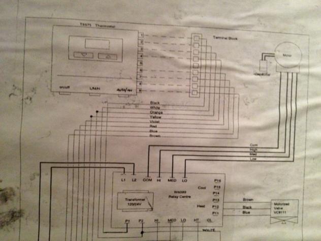 Wiring Diagram Iec Fan Coil