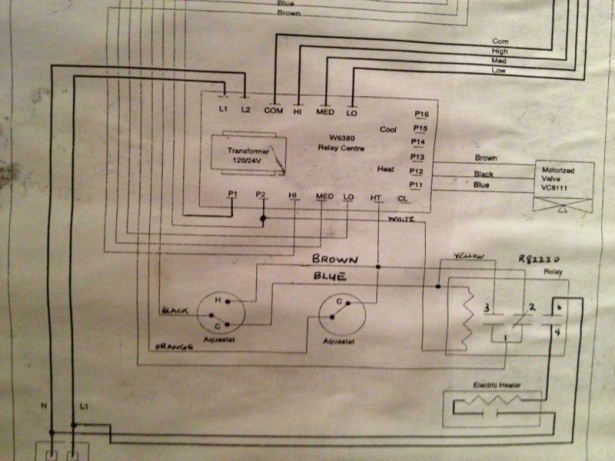 hvac wire diagram trailer led lights wiring uk need help with honeywell tb8575a1000 fan coil thermostat - diy chatroom home ...