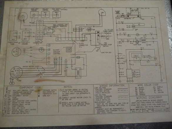 Rheem Hvac Wiring Diagrams View Diagram Need A Wiring Diagram For A