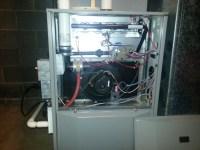 Heil Condensation Leak From Secondary Heat Exchanger ...