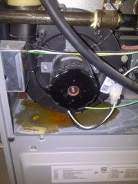 HighEfficiency Furnace Shuts Off Before Reaching Target