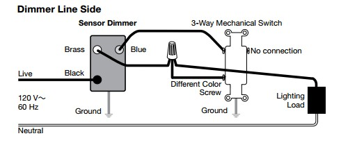 How Should A 3-way Switch Work With A Motion Sensor