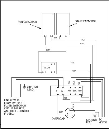 franklin submersible well pump wiring diagram sig sauer 1911 parts noisy, tripping overload. - electrical diy chatroom home improvement forum