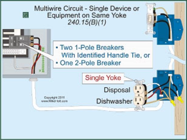 Wiring Diagram Branch Circuit