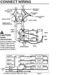 Bathroom Exhaust Fan Wiring Diagram For Whirlpool Dryer Blogger Light How To Finish A Basement Part 14 Handymanhowto Com