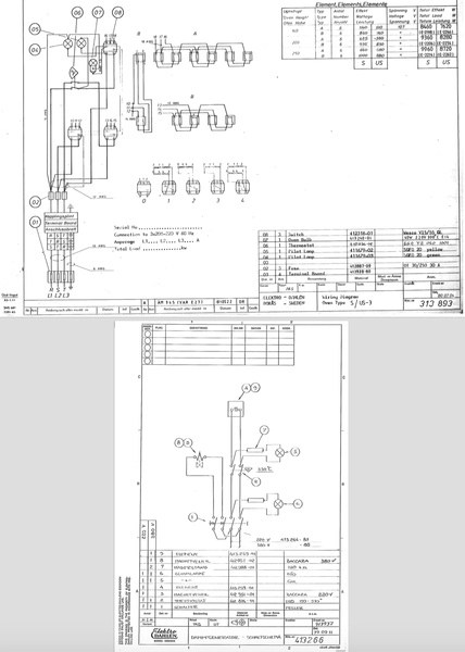 Wiring Diagram 3 Pole Contactor