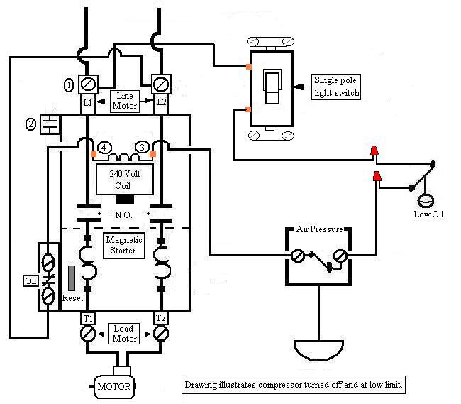 2 wire 220 volt wiring