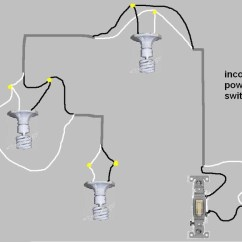 Wiring Diagram 7 Pin Trailer Light Plug Nissan 1400 Electronic Distributor A – Two Lights Operated By One Switch : Electrical Online Readingrat.net