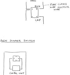 ing dimmer switch to old electrical wiring electrical circuit jpg [ 1447 x 1855 Pixel ]