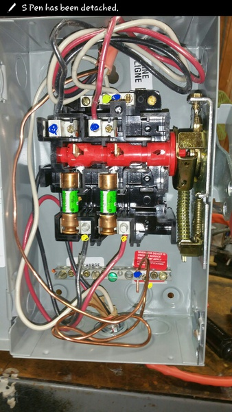 240v Circuit On 82w Ground Electrical Diy Chatroom Home