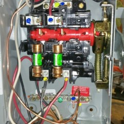 Wiring A Switch To An Outlet Diagram Wire Two Way 240v Disconnect For Air Compressor - Electrical Diy Chatroom Home Improvement ...