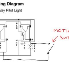 Leviton 3 Way Motion Sensor Switch Wiring Diagram 1982 Jeep Cj5 How To Add Pilot Light Capability 3-way Switches With A - Electrical Diy ...