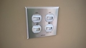Replacing Switches With Bath 4function Fanheatlights