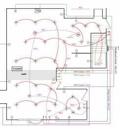 electrical wiring diagrams for bedroom along with kitchen diagram house wiring schematic  [ 1158 x 1192 Pixel ]
