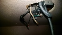 Power To Ceiling Fixture But Not Working - Electrical ...