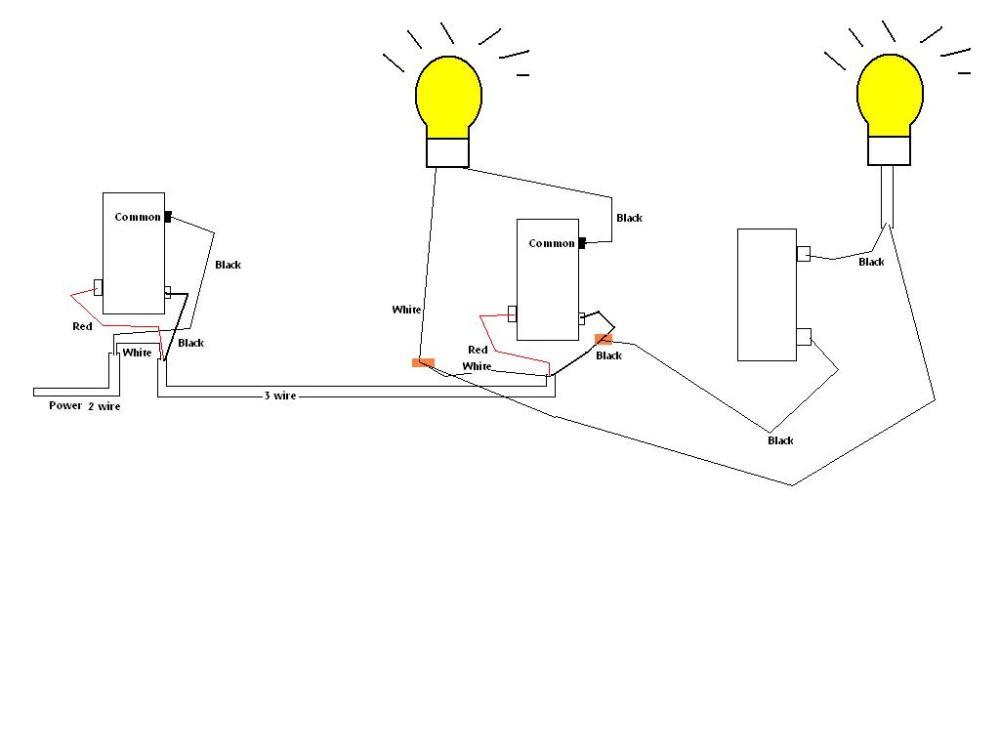 medium resolution of 3 way switch wiring diagram variations 3 free engine