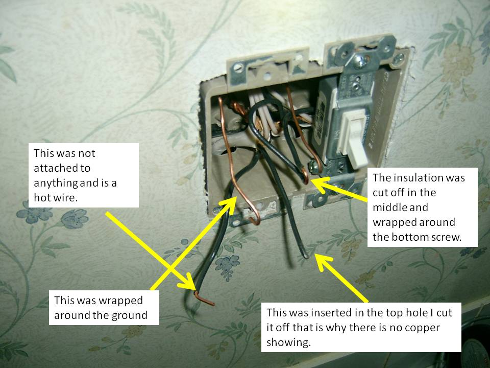 outlet switch combo wiring diagram sony home theater how do i connect a gfci to single pole light – readingrat.net